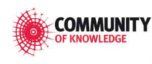 Community of Knowledge Logo