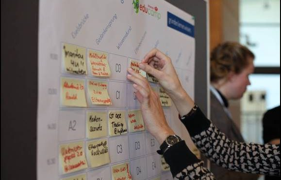 BarCamp Session-Planung