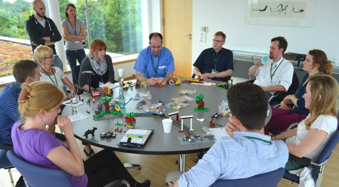 LEGO Serious Play, Design Thinking